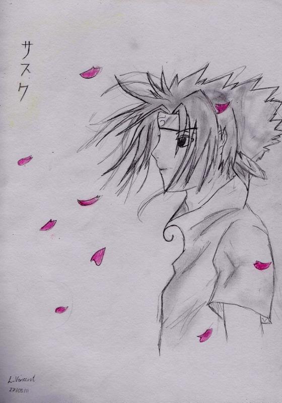 Sasuke: Kaze by EspadaFreak