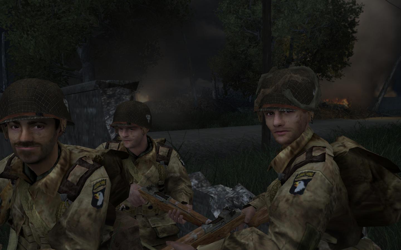 brothers in arms: eib desola, allen, and garnettsandvich2302 on