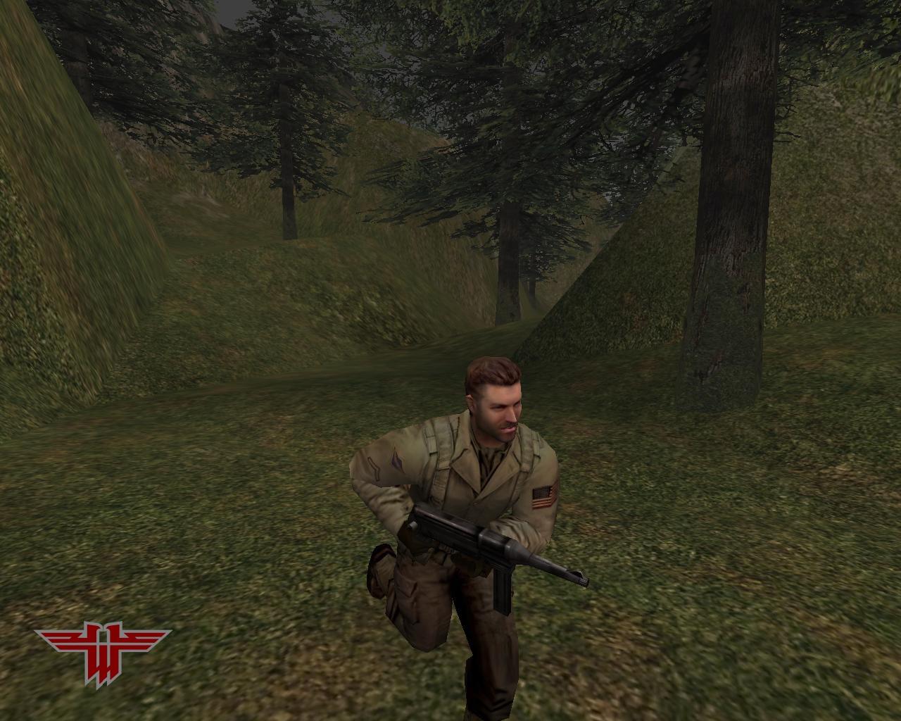 Return To Castle Wolfenstein Blazkowicz By Sandvich2302 On Deviantart