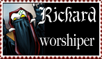 Richard LFG stamp by Nefermeritaset