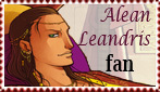 Alean Leandris Stamp by Nefermeritaset
