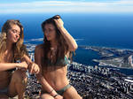 Giantess Nell Tiger Free and friend