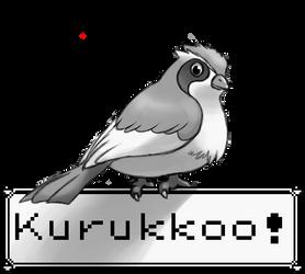 Kurukkoo! by Kadew-C