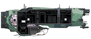 Soma Corvette (Starbound)