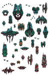 Shadowyards Spritesheet (as of 4/22/18)