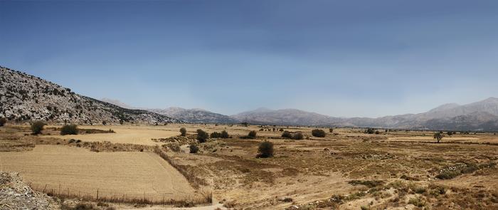 Plateau of Lasithi - Crete