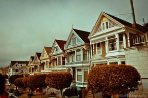 San Francisco street by vilkoPhotography