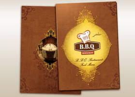 B.B.Q Menu by omarhamdy