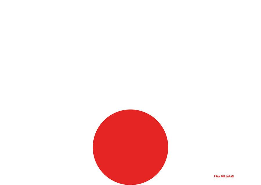 Pray For Japan by omarhamdy
