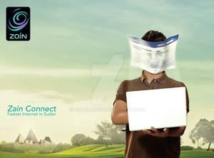 Zain Connect - Guy