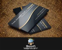 Sleek Theme (Business Card) by GoodMonkey