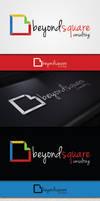 Beyond Square (Logo) by GoodMonkey