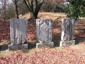 Korean Relief Carvings