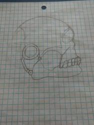 Skull-Breaker graph by phoenixcooper