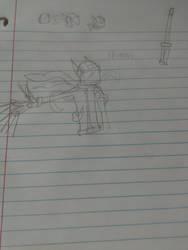 OC sketch by phoenixcooper