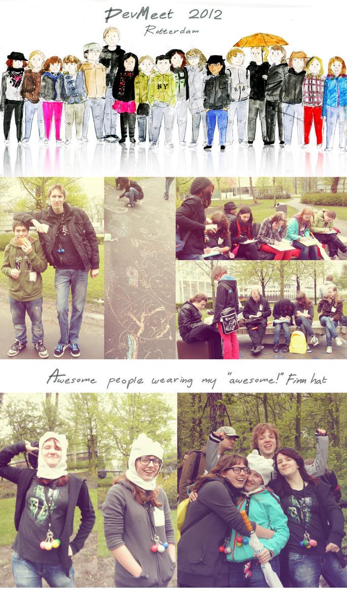 devMEET 2012 by PurpleWarroir