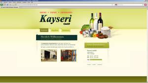 Kayseri GmbH - Website by asphyxia219