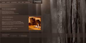 Damani Dekoration by asphyxia219