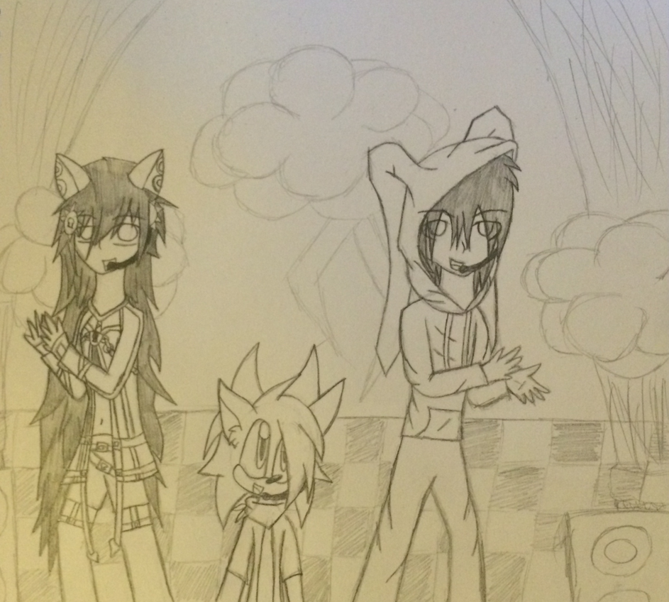 FNAF's Preformers ~ponponpon~ .:WIP:. by ChibiChibiWoofWoof