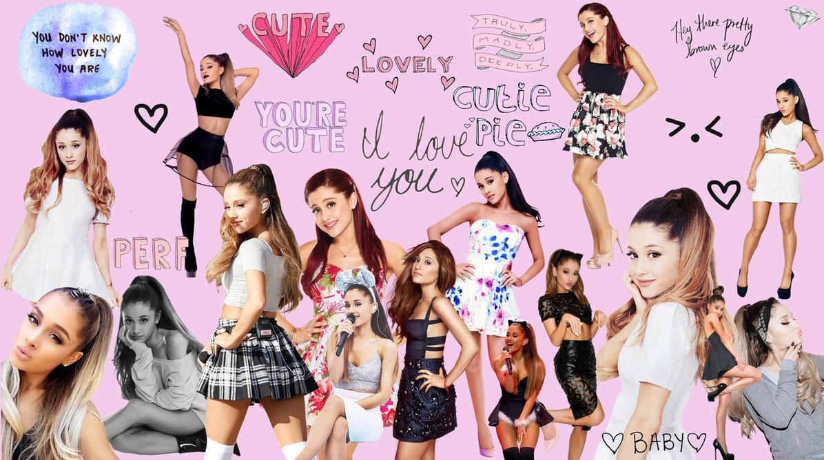 Ariana Grande Tumblr Wallpaper By SweetLikeCandy88 On