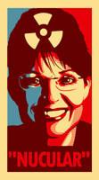 Sarah Palin Goes Nucular