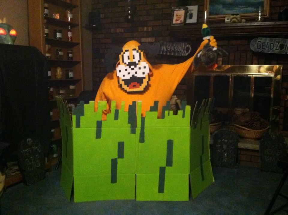 Halloween 2014 Costume Duck Hunt By Wannatradepants On Deviantart