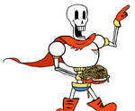 The great PAPYRUS! by 97emisie