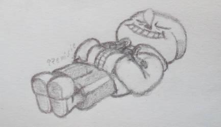 Snoring Sans by 97emisie