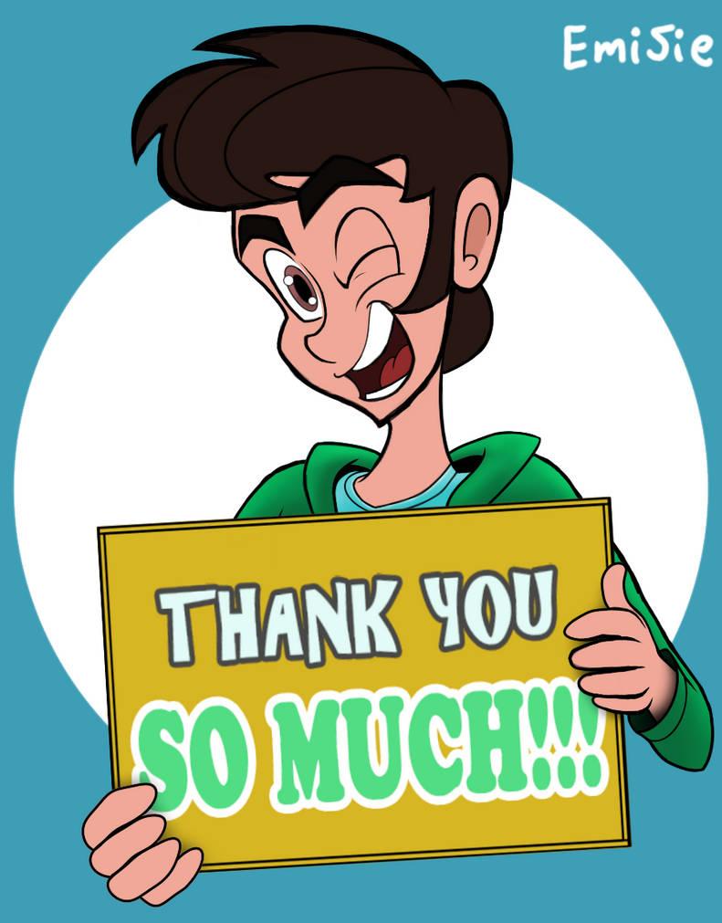 Emisie says Thank You!1
