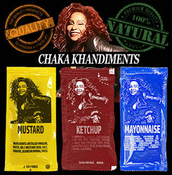 Chaka Khandiments by JCo-Design