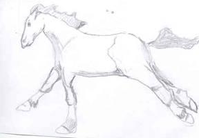 Epona from Twilight Princess by LegendZeldaNet