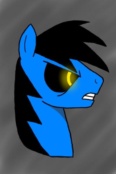 My Dark Side (Colored) by Lightning--Flash