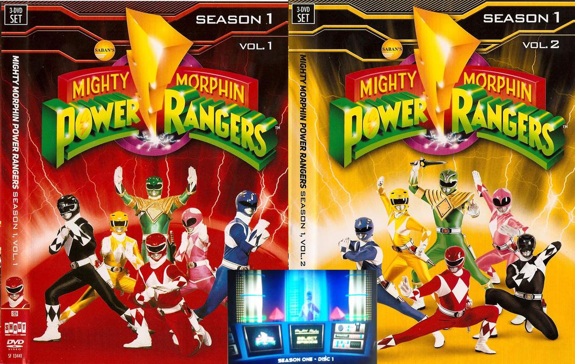 1 staffel power ranger: