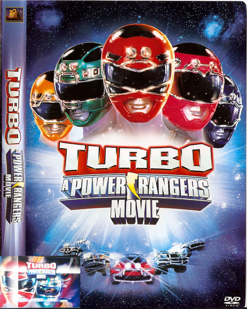 turbo: a power rangers moviecaptainbarringer on deviantart