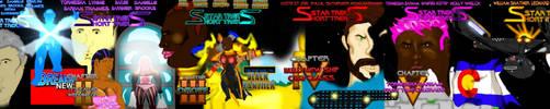 My title Star Trek Short Treks by CaptainBarringer
