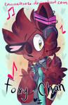 .Hatsune Foxy.
