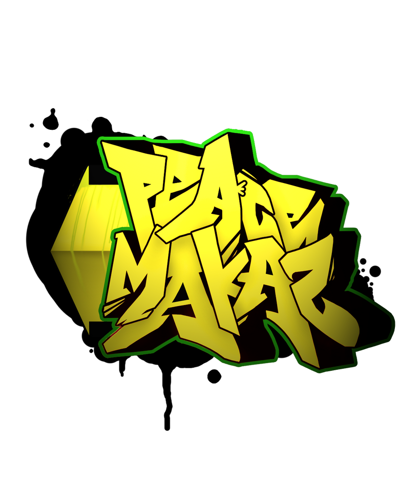 peace makaz logo by swazwun