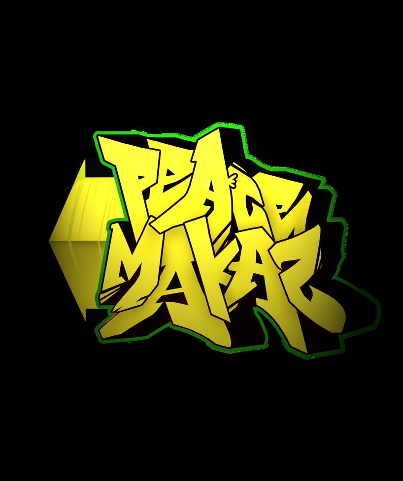 peace makaz logo by swazwun