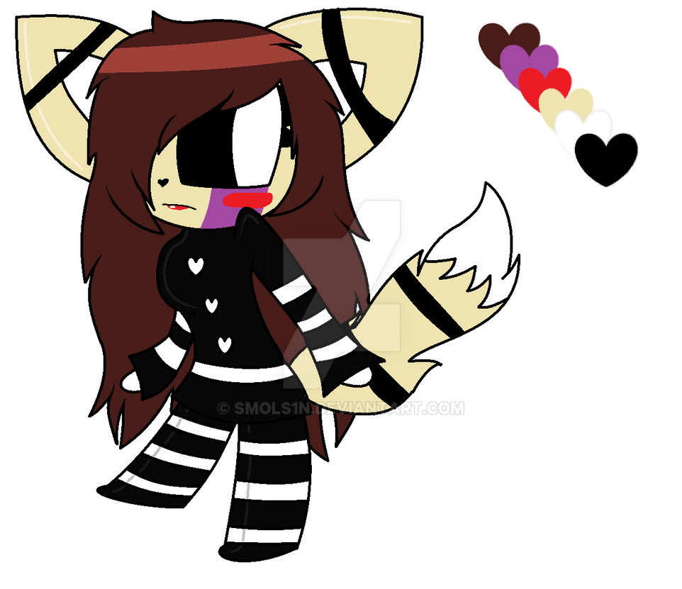 FNAF: Kate The Puppet Wolf (New) By SMoLs1N On DeviantArt