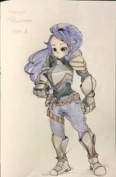 Knight Princess 1