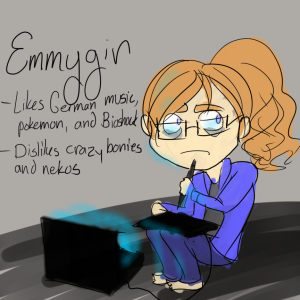 Emmygir's Profile Picture