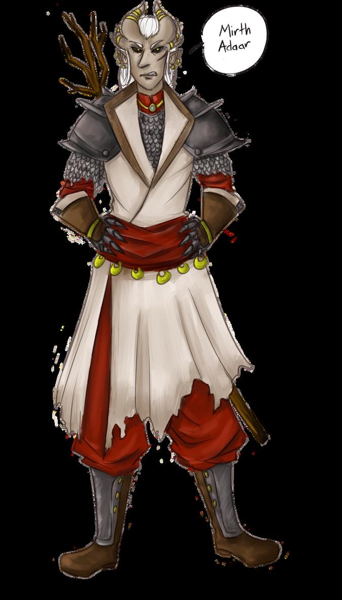 Future Inquisitor by Emmygir