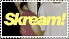 Skream stamp by EdWMiX