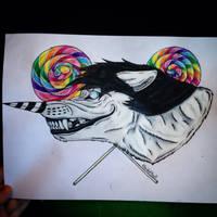 LJ Wolf by KillerWolfPack