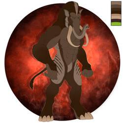 SOLD Gorilla Mammoth Hybrid Adopt Auction