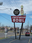 Crestwood Bowl on Route 66