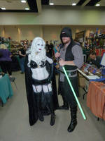 Lady Death and by RonTheTurtleman