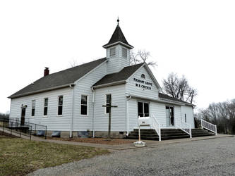 Pleasant Grove Missionary Baptist Church by RonTheTurtleman