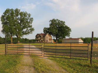 Farm Along the Big Muddy
