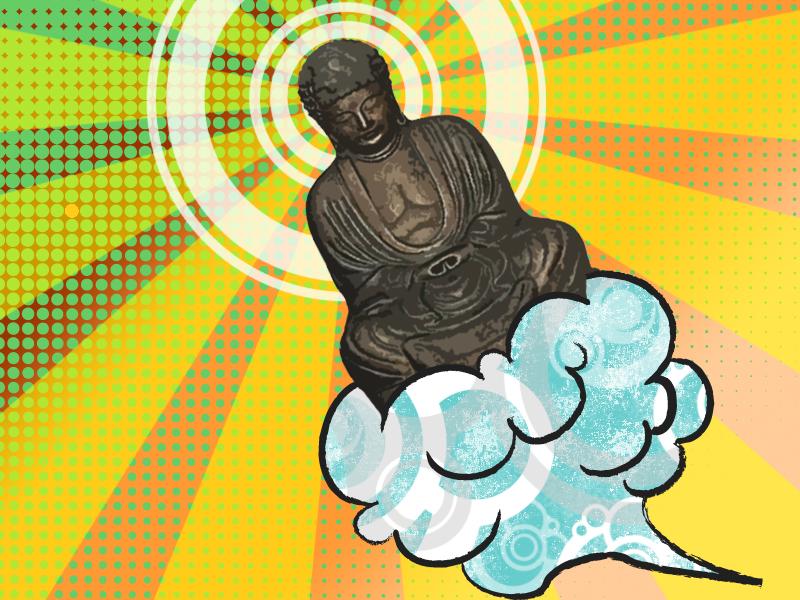 Holy Boeddha by Juliet-Echo-Foxtrot